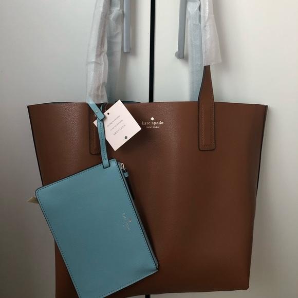 kate spade Handbags - Kate Spade Reversible Tote Bag